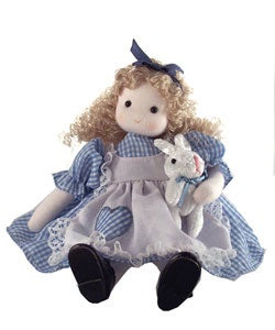 Alice Collectible Musical Doll