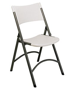 Office Star Folding Resin Chair (Set of 4)