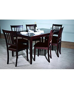 Sharon 7 Piece Dining Furniture Set Overstock Shopping Big Discounts On
