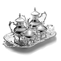 Towle Lady Margaret 5-piece Tea Set