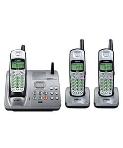 Vtech IA5874 5.8 GHz Handset Cordless Phone System (Refurbished)
