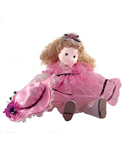 Little Miss Muffet Collectible Musical Doll