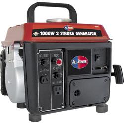 1000-watt 2-stroke Portable Generator