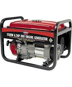 All Power America 3500-watt 6.5HP OHV Electric Generator