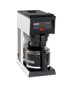 Bunn Coffee Maker Overstock : BUNN VP17-1SS 1-warmer Pourover Coffee Brewer - 14254738 - Overstock.com Shopping - Great Deals ...