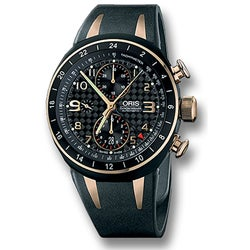 Oris Williams F1 Team TT3 Men's Chronograph Watch
