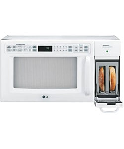 Large 1.2-cubic Foot Combo Microwave Oven/ Toaster (Refurbished ...