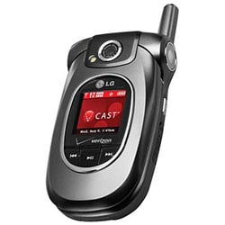 Lg Vx8300 Verizon V Cast Camera Flip Phone Refurbished
