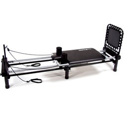 Stamina Black Steel-framed Aero Pilates Body-conditioning Equipment