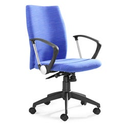 Dallas Blue Office Chair | Overstock.com Shopping - Great Deals on