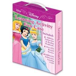 Disney Princess Learning Activity Fun Case