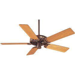 Hunter Classic Original 52-inch Chestnut Brown Fan