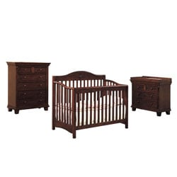 Cameron Crib, Changing Table, and Chest/Dresser Set