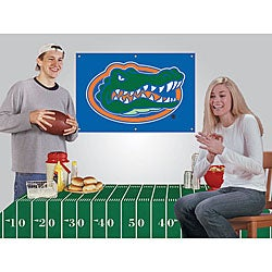 Florida Gators Tailgate Banner and Tablecloth