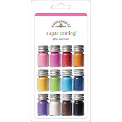 Sugar Coating Glitter Assortment (Set of 12)