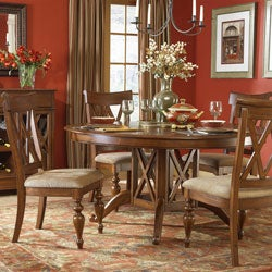 Triad 5-piece Round Dining Set