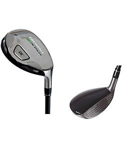 Nickent 3DX DC Utility Hybrid Wood Graphite Golf Club