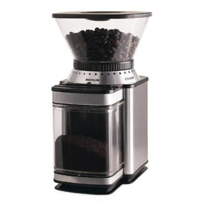 Cuisinart Coffee Maker Electrical Problems : Cuisinart Supreme Grind Automatic Coffee Burr Mill (Refurb) - 11276405 - Overstock.com Shopping ...