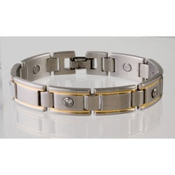 Sabona Men's Executive Gem Magnetic Bracelet