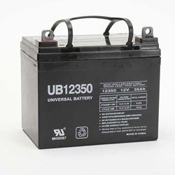 Universal D5722 U1 Wheelchair Battery
