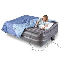 AeroBed Raised Full Pillow Top Air Mattress