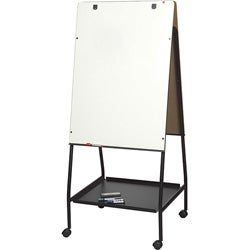 Balt Double-sided Melamine Easel