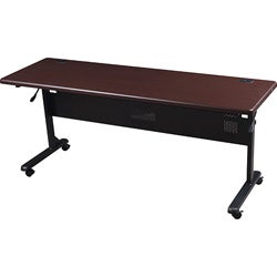 Balt 72-inch Mahogany Flipper Training Table
