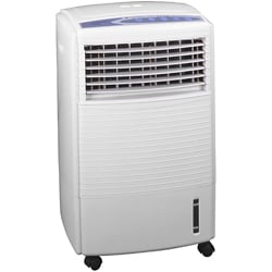 Portable Evaporative Air Fan with Ionizer