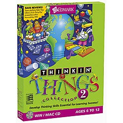 Thinkin Things Collection 2 Educational Software