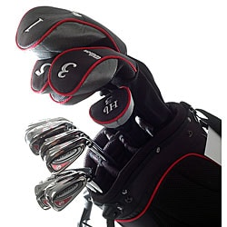 Wilson Prostaff Fat Shaft 15-piece Men's Golf Club Set