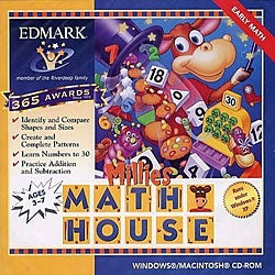 Millie's Math House Educational Software