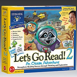Let's Go Read 2: An Ocean Adventure Software