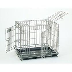 Deluxe Great Crate Sterling 2000 3-door Dog Kennel