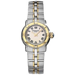 Raymond Weil Parsifal Women's Two-tone Quartz Watch