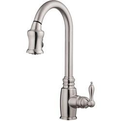 Danze Oplulence Stainless Steel Kitchen Faucet