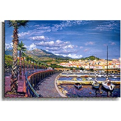 Anthony Holdsworth 'Porto Mer' Canvas Art