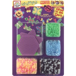 Perler Glow-in-the-Dark Fuse Bead Activity Kit