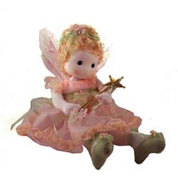 Fairy Princess Collectible Musical Doll