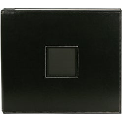 Leather Postbound Album