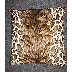 Raquel Leopard Print Pillow