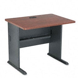 Bush Advantage Hansen 36-inch Cherry Computer Desk