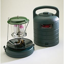 Texsport Double Mantle Propane Lantern and Case