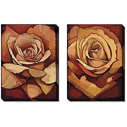 Gallery Direct Albin 'Garden Glory' Gallery-wrapped Art Set
