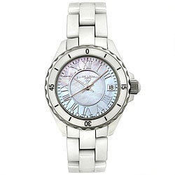 Swiss Legend Karamica Women's White Ceramic Watch