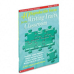 Writing Traits Classroom Reproducible Forms (Case of 40)
