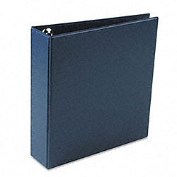Navy Blue Avery 2-Inch Heavy-Duty EZD-Ring Reference Binder