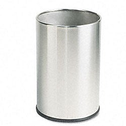 Designer Line 5-gallon Stainless Steel Wastebasket