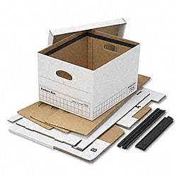 Fellowes Hang 'n Stor Storage Box (Pack of 4)