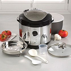 Wolfgang Puck 5-quart Electric Pressure Cooker (Refurbished)