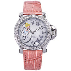 Disney Brilliance Diamond Cinderella Women's Watch